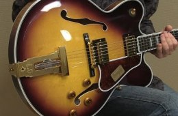 Gibson Custom L-5 Double Cutaway Hollowbody Guitar Review by Sweetwater