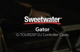 Gator G-TOUR DSP DJ Controller Cases Overview