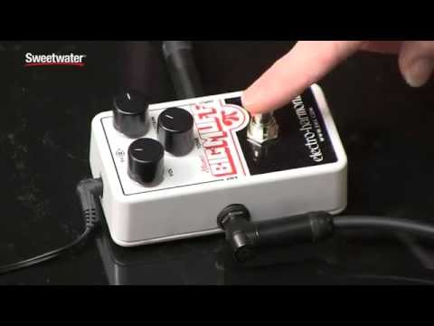 electro harmonix nano big muff pi fuzz pedal review by sweetwater sound sweetwater. Black Bedroom Furniture Sets. Home Design Ideas