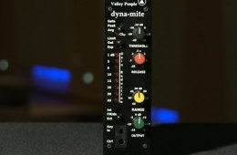 Valley People dyna-mite 500 Series Compressor Overview