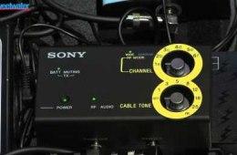 Sony DWZ-B30GB Digital Wireless System for Guitar Demo
