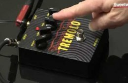 Voodoo Lab Tremolo Pedal Review by Sweetwater Sound