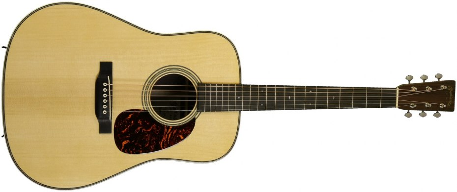The Most Legendary Dreadnought Or D Sized Acoustic Guitar From A Company Thats Been Building Guitars For Over 125 Years In Fact Martin Was First