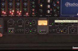 dbx 676 Tube Channel Strip Overview by Sweetwater Sound