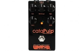 Wampler cataPulp British Distortion Pedal Review by Sweetwater