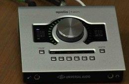 Universal Audio Apollo Twin Thunderbolt Interface Overview...