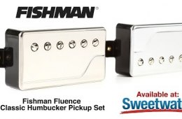 Fishman Fluence Classic Humbuckers Review by Sweetwater