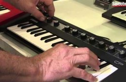 Summer NAMM 2015: Yamaha Reface CP Keyboard Demo by Sweetwater