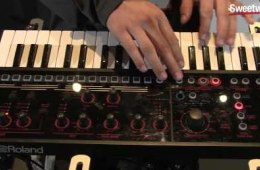 Roland JD-Xi Synthesizer – Sweetwater at Winter NAMM 2015
