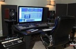 Mitch Gallagher's Studio Case Study Excerpt – Sweetwater...