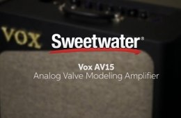 Vox AV15 Modeling Amplifier Review by Sweetwater