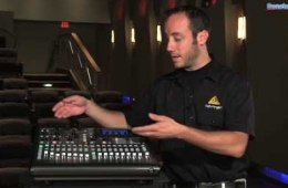 Behringer X32 Producer Digital Mixer Overview
