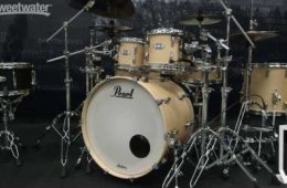 New Pearl Drums Lineup at Winter NAMM 2017