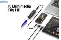 IK Multimedia iRig HD iOS Guitar Interface Overview
