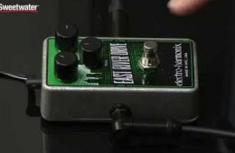 Electro-Harmonix East River Drive Pedal Review by Sweetwater Sound