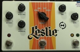 Hammond Digital Leslie Pedal Demo – Sweetwater Guitars and Gear...