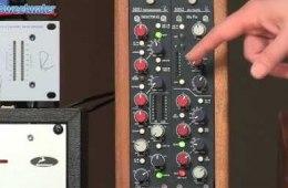 Rupert Neve Designs Shelford Series 5051 and 5052 Modules Demo