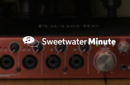 Focusrite Clarett 4Pre Audio Interface Review by Sweetwater