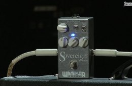 Wampler Sovereign Distortion Pedal Demo by Sweetwater