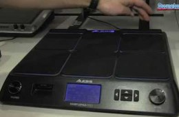 Alesis Sample Pad Pro Percussion Module Overview – Sweetwater at...