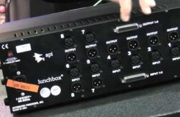 API Lunchbox – Sweetwater NAMM 2011