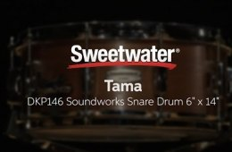 Tama DKP146 Soundworks Snare Drum Review by Sweetwater