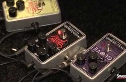Electro-harmonix Bass Soul Food Pedal – Sweetwater at Winter NAMM 2015