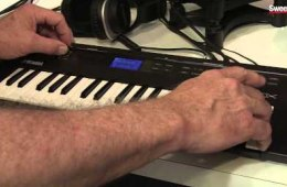 Summer NAMM 2015: Yamaha Reface DX Keyboard Demo by Sweetwater