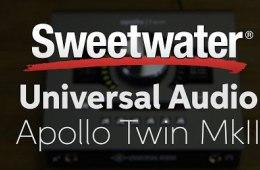 Universal Audio Apollo Twin MkII Audio Interface Review