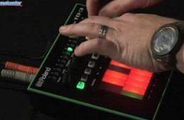 Roland Aira TB-3 Touch Bassline Synthesizer Demo