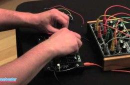 Moog Werkstatt Analog Synthesizer Demo by Daniel Fisher