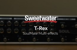 T-Rex SoulMate Multi-effects Pedal Review by Sweetwater