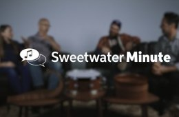 Sugar Percussion Interview with Sweetwater Sound