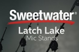 Latch Lake Mic Stands Overview