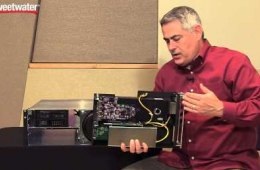 Sonnet Technologies xMac Pro Server Rackmount with Thunderbolt...