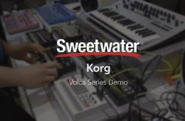 Knobcon 2016: Korg Volca Series Demo