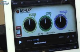 iOS Update – Vol. 37 JamUp XT App for Guitar