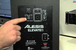 Alesis Elevate 6 Studio Monitor Overview – Sweetwater at Winter...