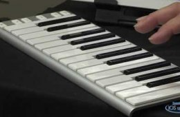 CME Xkey Portable Keyboard Controller Demo – Sweetwater iOS...