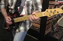 Summer NAMM 2015: Ibanez Talman Prestige Guitar Demo by Sweetwater