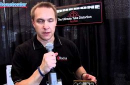 GearFest 2012 Radial Firefly Tube Direct Box Overview