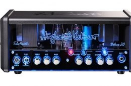 Hughes & Kettner Tubemeister 20 Deluxe Tube Amp Head Review by...