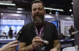 Aston Microphones Starlight at Winter NAMM 2017