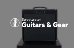 Roland Blues Cube Hot Combo Amp Review by Sweetwater