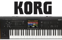 Korg Kronos Keyboard Workstation Demo with Jordan Rudess