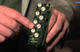 Daking EQ 500 4-band Equalizer Module Overview