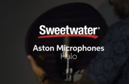 Aston Microphones Halo Reflection Filter Overview