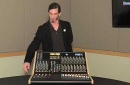 """API """"The Box"""" Analog Recording Console Overview"""