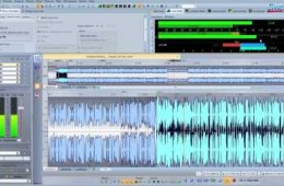 Steinberg WaveLab 8 Editing/Mastering Software Overview