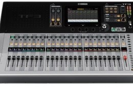 Yamaha TF Series Mixers Overview by Sweetwater Sound